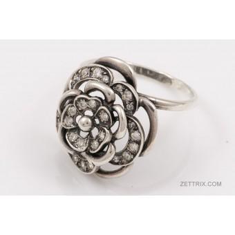 Кольцо Пион